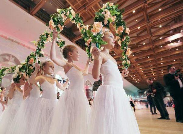 Вальс цветов: новомосквичей приглашают на сказочный бал во Внуковское