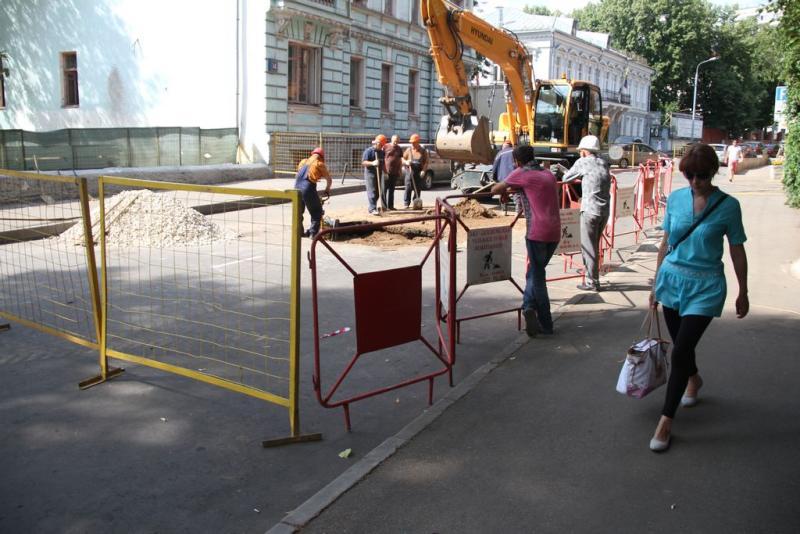 Дорожные работы завершаются в Щаповском