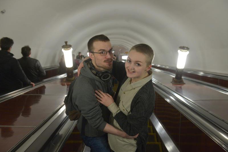 Новые брендированные ограничения появились в метро Москвы