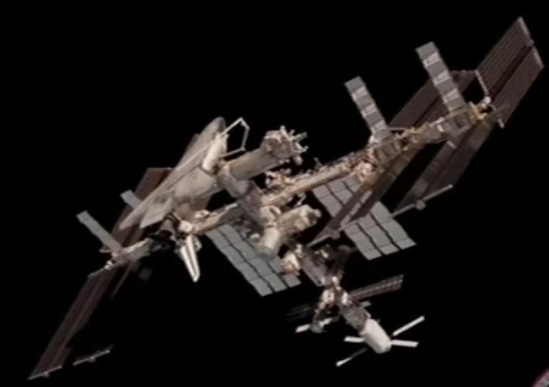 Космический суперкомпьютер доставят на МКС