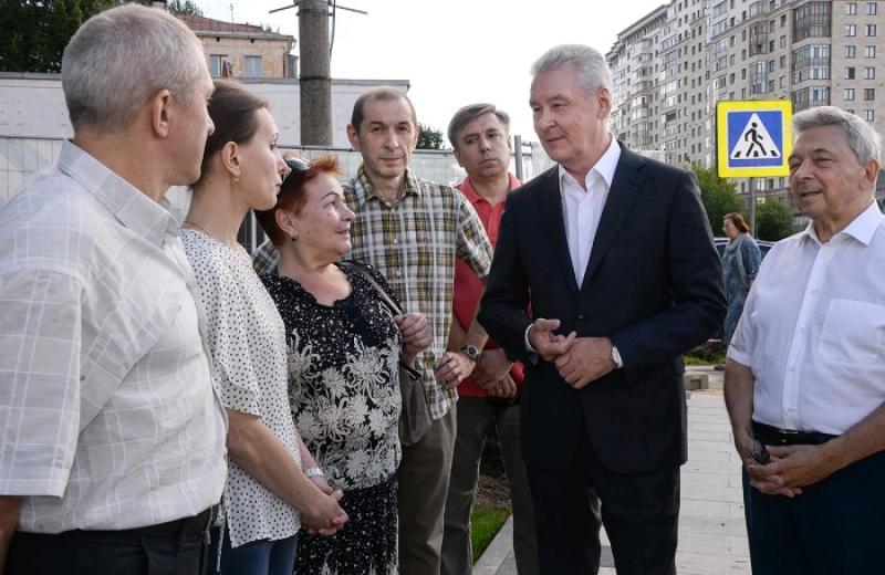Собянин: В 2017 году в Москве появится 56 новых парков