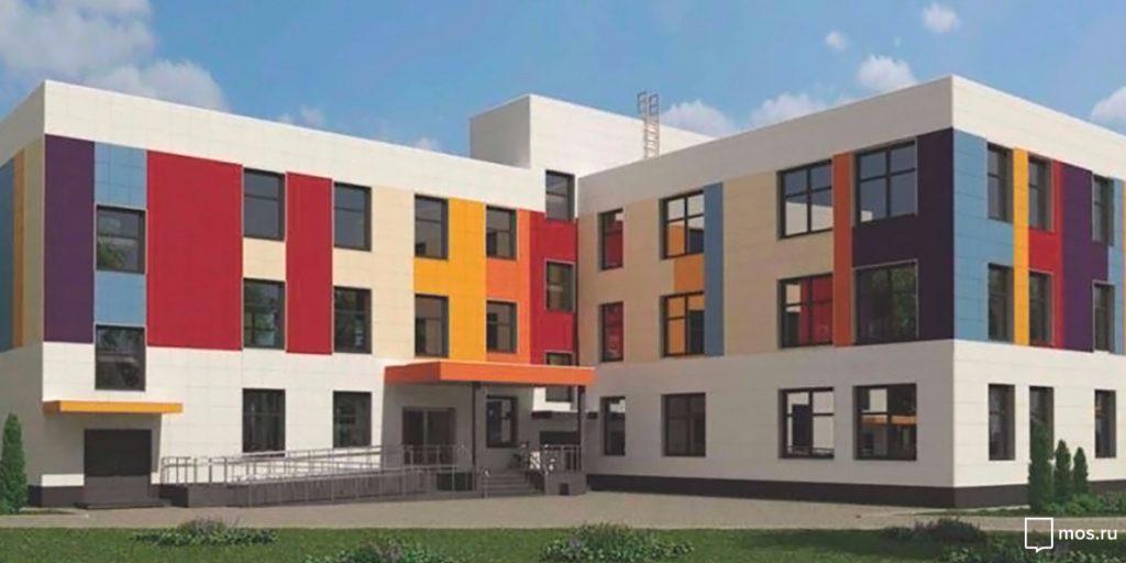 Детский сад на 200 мест построят в Филимонковском