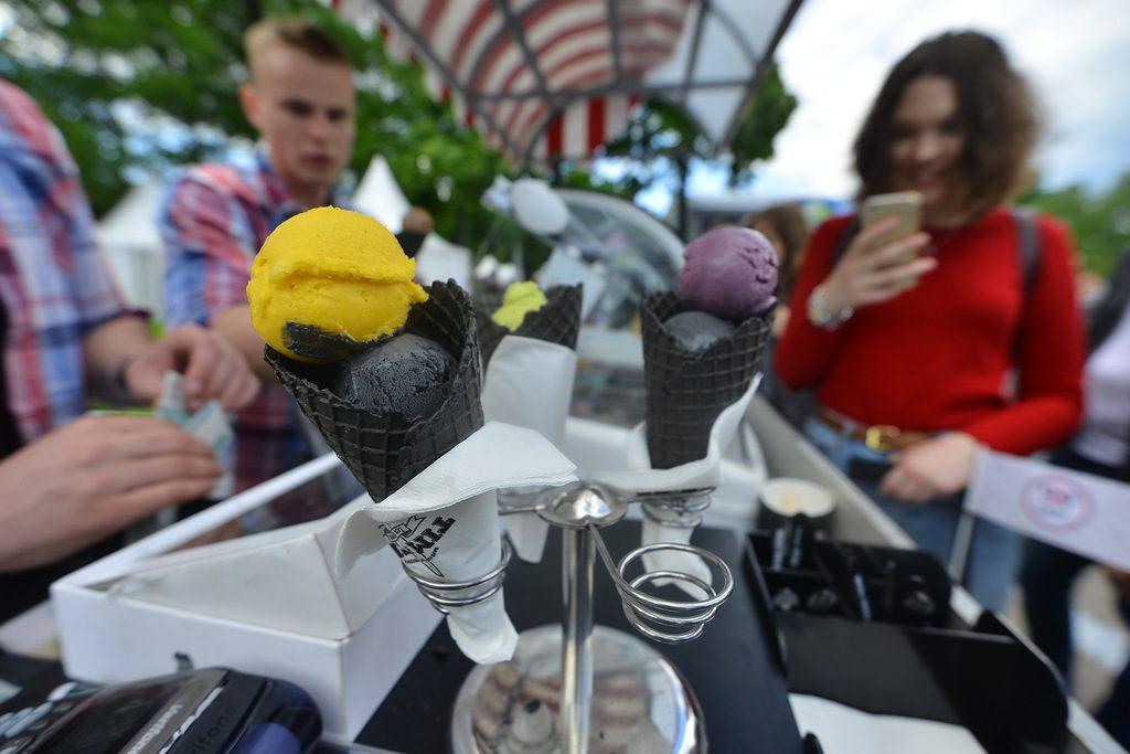 Москвичей угостят мороженым на фестивале в «Сокольниках»