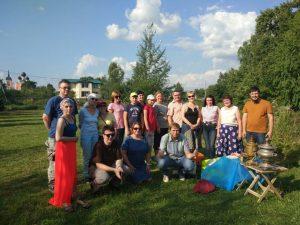 Последний летний блог-тур прошел в ТиНАО. Фото: ЦБС «Новомосковская»