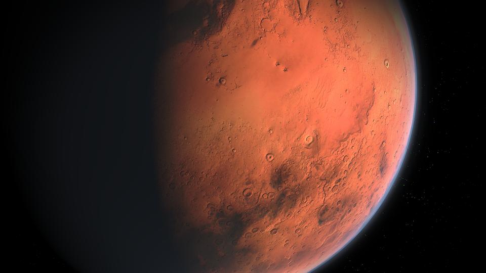 Ученые обнаружили доказательства жизни на Марсе