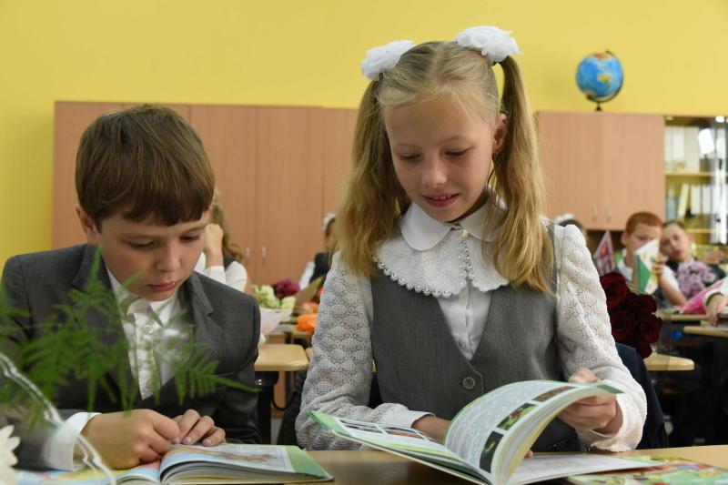 Акцию «Первоклассный читатель» проведут в Новой Москве