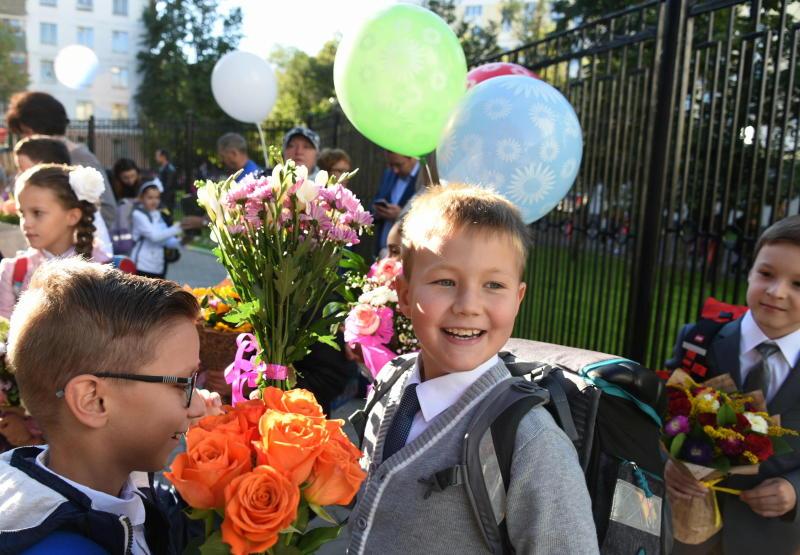 Школу на 55 классов откроют в Новых Ватутинках в День знаний