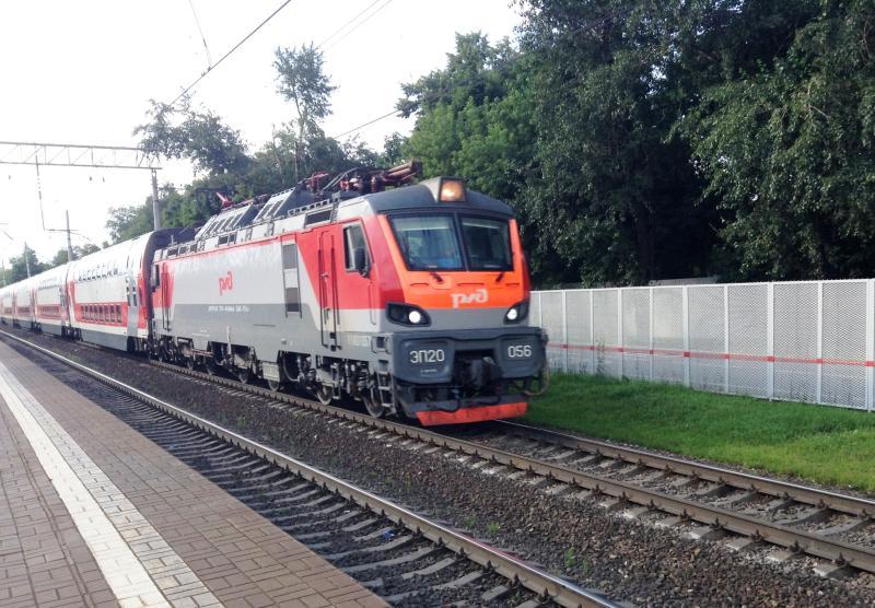 Wi-Fi появится в поездах Московского транспортного узла