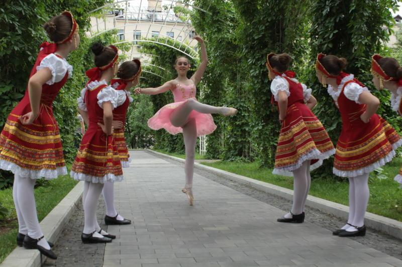 Танцевальный коллектив из Троицкого лицея победил во Всероссийском хореографическом конкурсе