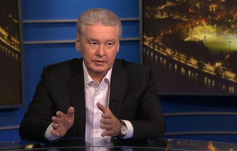 Сергей Собянин в прямом эфире рассказал о программе реновации