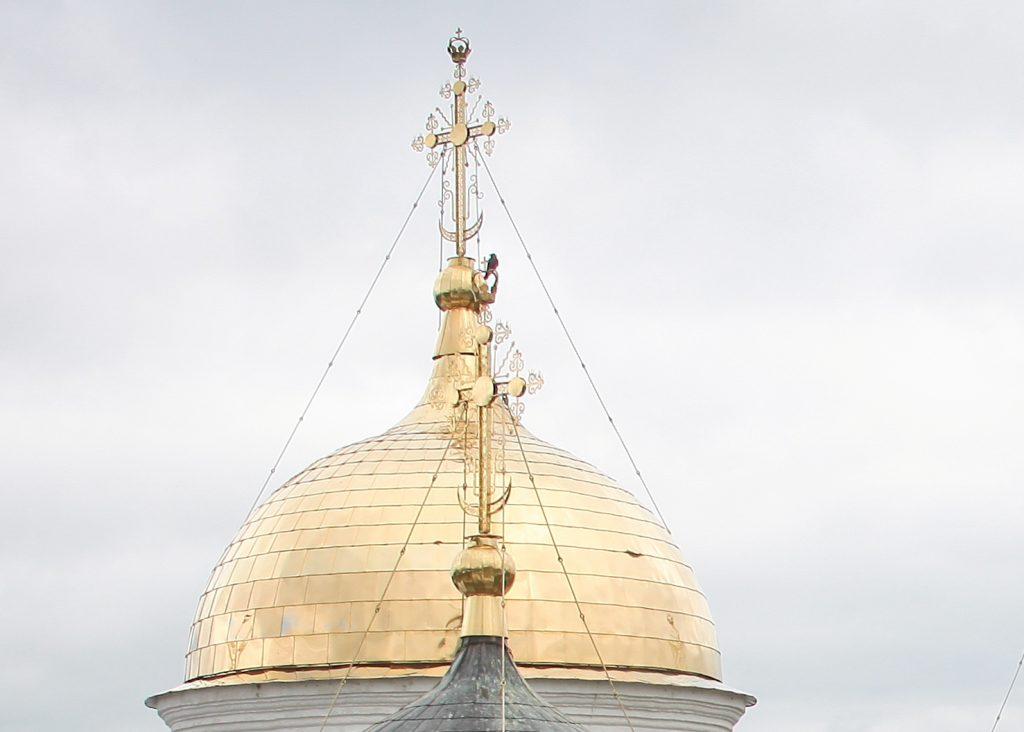 Жители Щаповского поедут на экскурсию в Даниловский монастырь