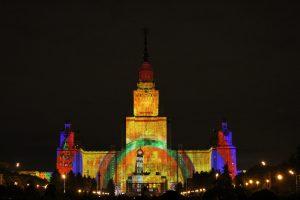 Ряд улиц Москвы перекроют в дни проведения фестиваля «Круг света»