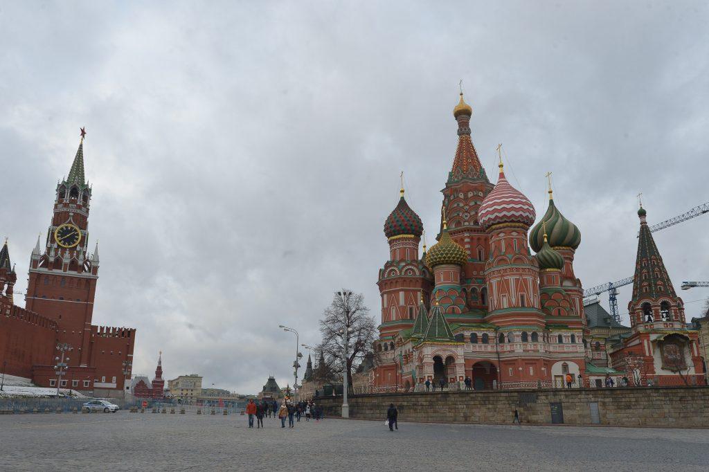Московский Кремль изменит расписание для туристов