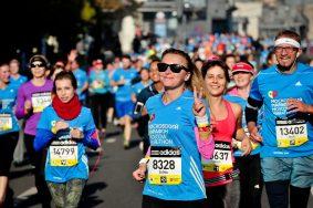 Более 30 тысяч человек выйдут на старт пятого Московского марафона