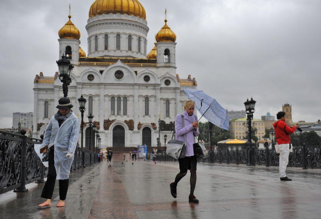 В Москву придет похолодание