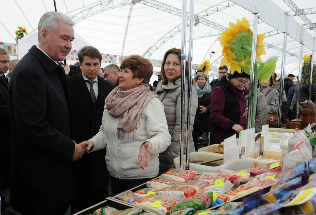 Сергей Собянин предложил москвичам побывать на фестивале «Золотая осень»