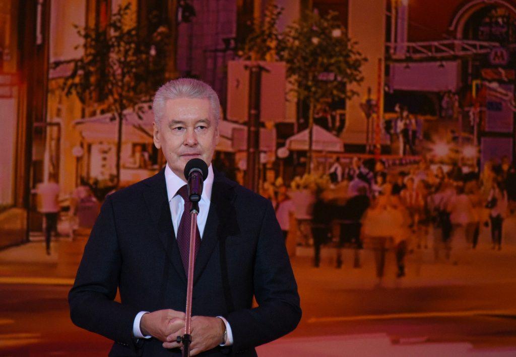 Сергей Собянин заявил о трехкратном увеличении грантов «Московским мастерам»
