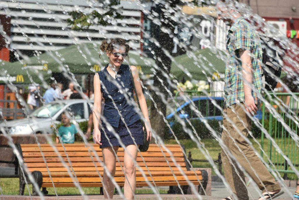 Московской жаре удалось побить свой 85-летний рекорд за 12 сентября