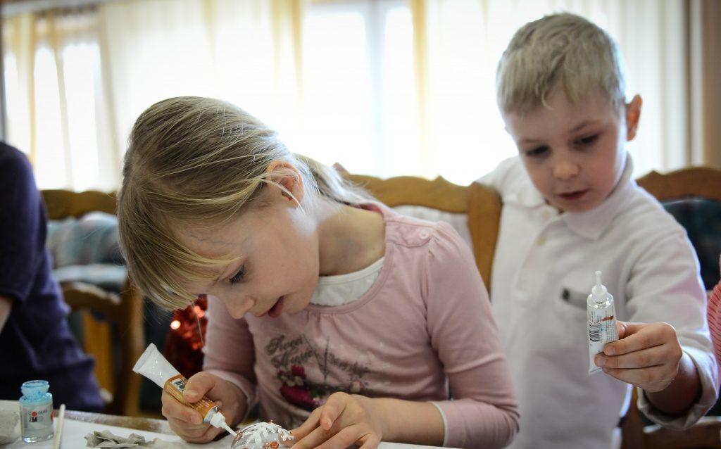 Ребята из Десеновского поучаствуют в благотворительной акции «Добрые письма»