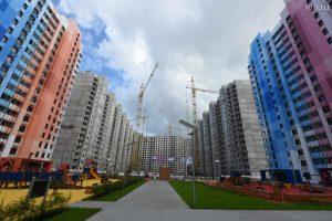 Городской квартал будет построен на территории площадью 9,2 гектара. Фото: Владимир Новиков
