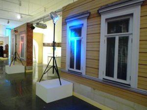 В здании музея проведут ремонт. Фото: Светлана Сафонова, «Вечерняя Москва»
