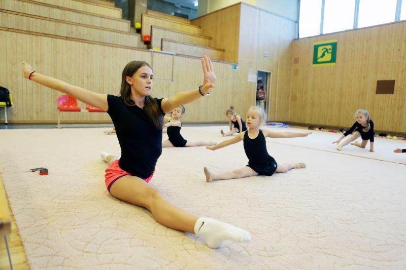 Крышу центра художественной гимнастики в Москве сделают в виде летящей ленты