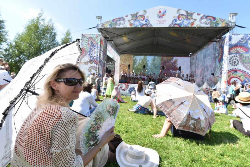 Летняя сцена «Радуга» откроется на День города в Роговском