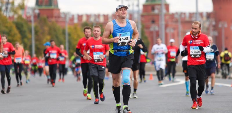 Сергей Собянин позвал горожан на Московский марафон