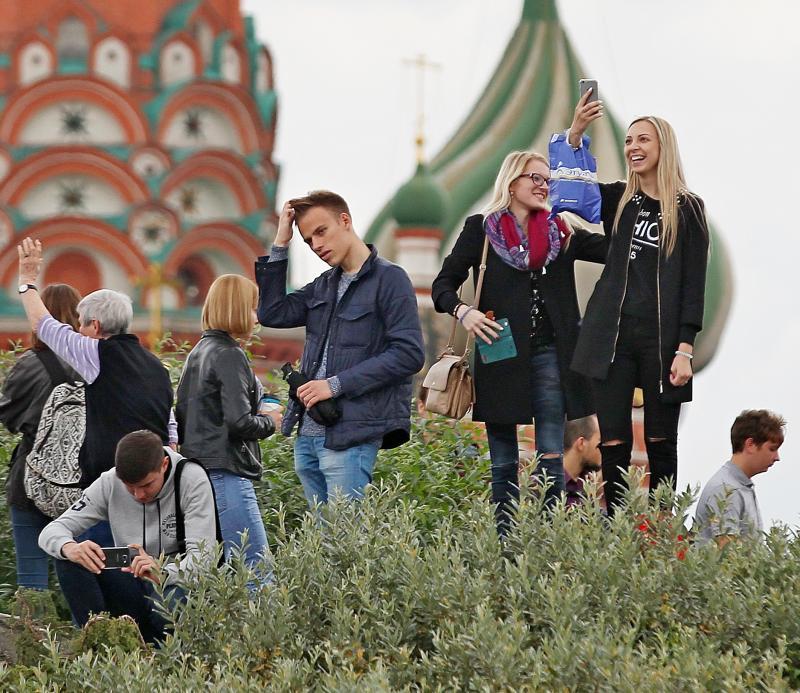Теплая погода вернется в Москву в середине недели