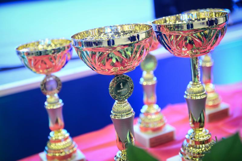 Пятилетний мальчик стал победителем Чемпионата Троицка по скалолазанию