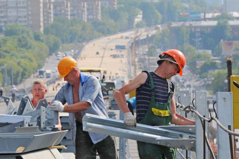 Около 40 километров дорог открылось в Новой Москве с начала года