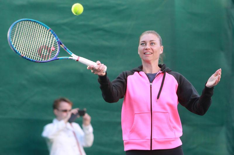 Новый теннисный корт построят в Михайлово-Ярцевском