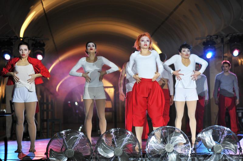 Особенности театрального искусства обсудят в Рязановском