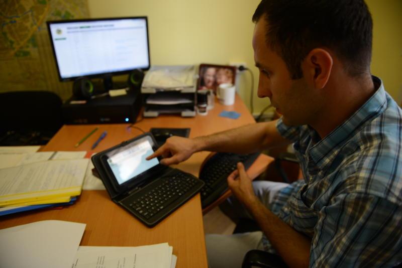 Полиция проинформировала новомосквичей о телефонном мошенничестве