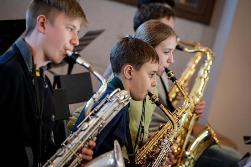 Международный день музыки отметят в детской школе искусств Щербинки
