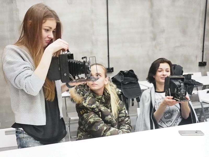 Кружок по фотографии городского округа Щербинка набирает учеников