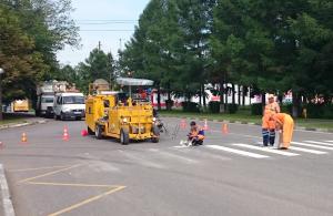 Дороги в поселении Кленовское отремонтировали по обращению Совета депутатов. Фото: Мария Иванова