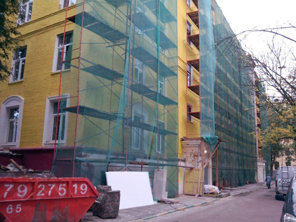 Капитальный ремонт пяти домов проведут в Новофедоровском