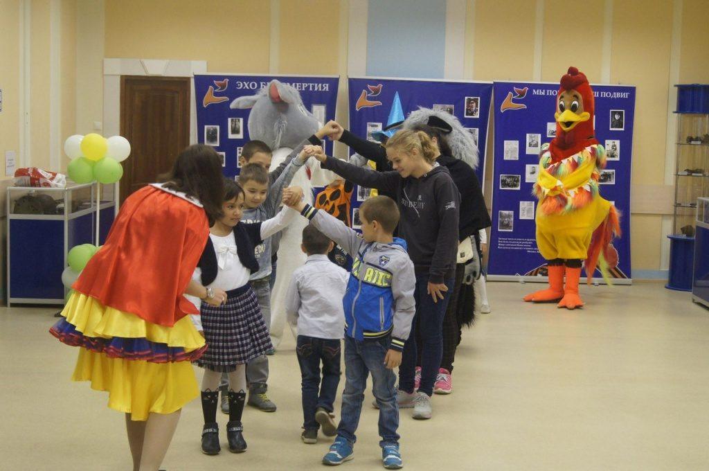 Акция «Семья помогает семье» завершилась в Рязановском