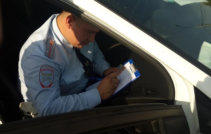 Нетрезвого водителя привлекли к уголовной ответственности в Крекшино