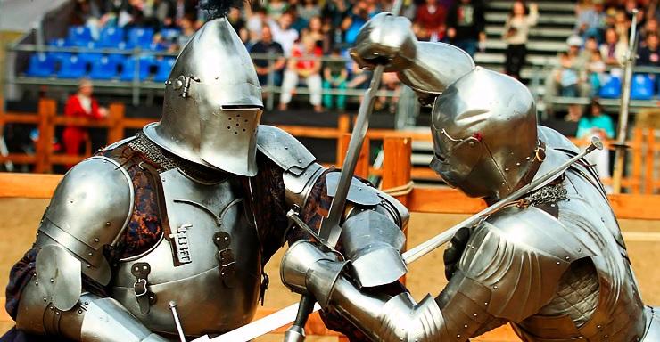 Рыцари, стрельцы и красноармейцы объединятся на фестивале в «Сокольниках»
