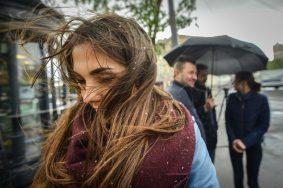 Первые отрицательные температурные значения зафиксировали в Москве