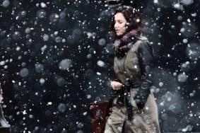 В Москве назвали дату выпадения снега