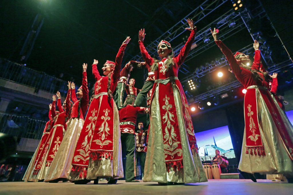 Фестиваль «Венок дружбы» состоится в Краснопахорском