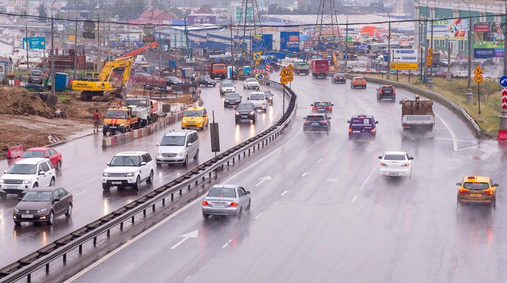 Строительство дороги от Бутова до Коммунарки начнут до конца года