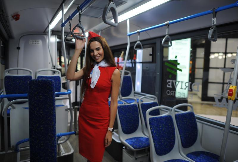 Техзадание для московских электробусов разработают в октябре