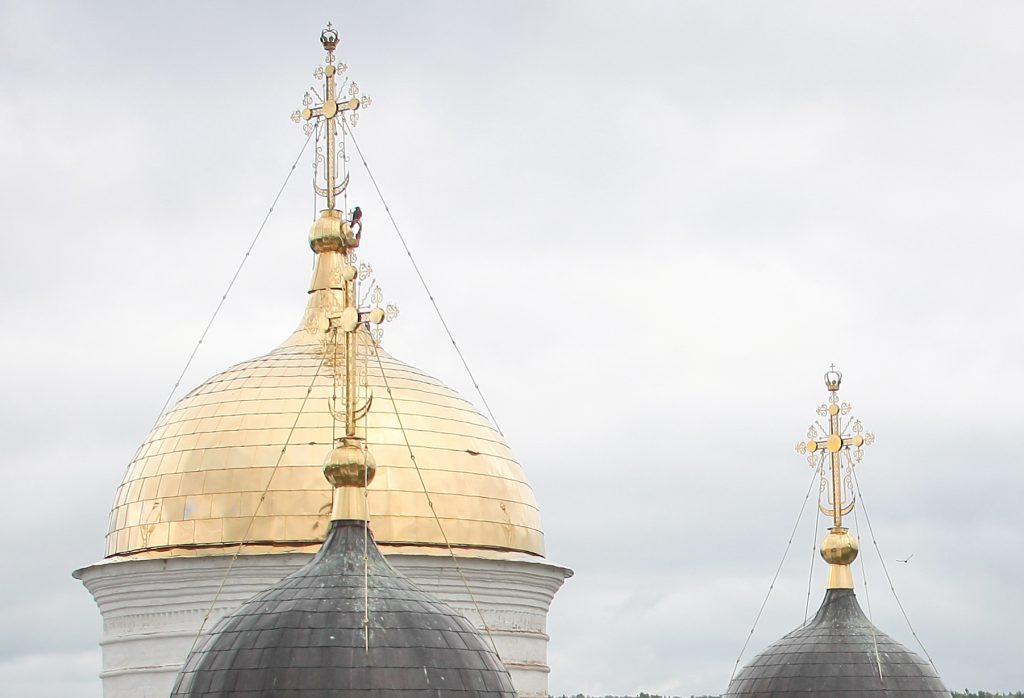 Монастырь Зосимова пустынь в Новофедоровском отреставрируют