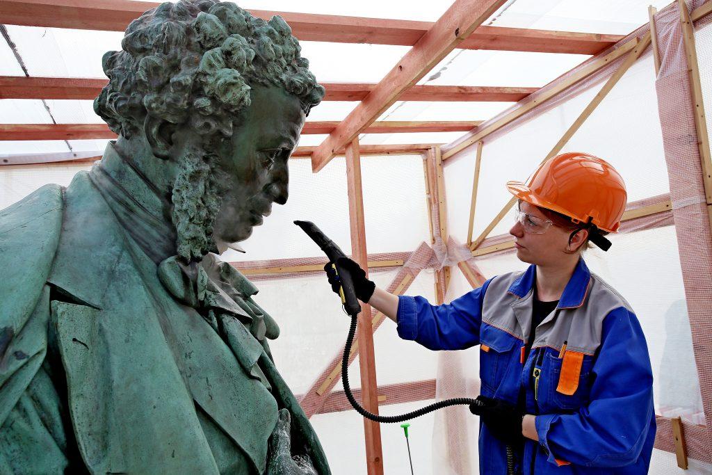 Реставрация охватила почти 900 памятников за семь лет