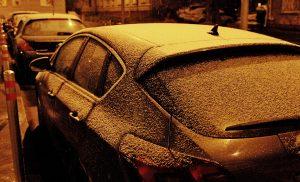 Жителей Москвы напугали снегом и замороками на выходных