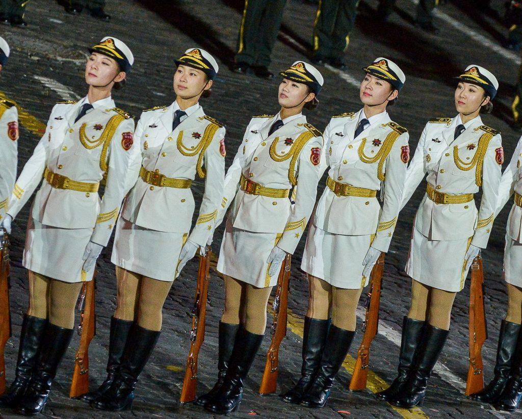 Китай приготовил для террористов «лазерный сюрприз»